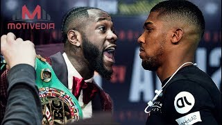 Joshua Vs.  Wilder - THE HEAVYWEIGHT TAKEOVER