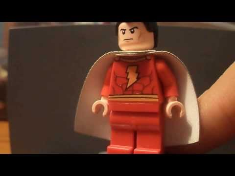Lego Custom Captain Marvel Review
