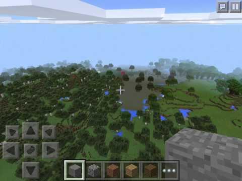 Mesa Biomes Minecraft pe Minecraft pe 0.10.0 Seed Mesa