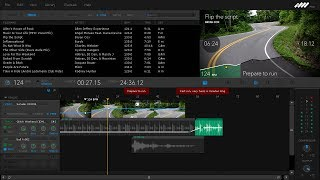 I'mMix software editing audio video