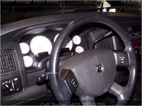2004 Dodge Ram 3500 Used Cars Fremont NE