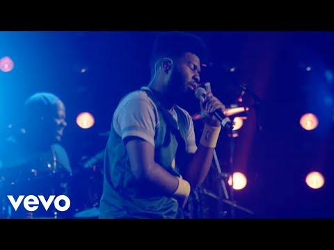 Khalid - Silence (Live) - #VevoHalloween