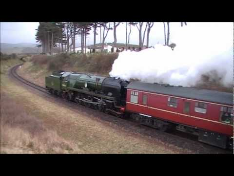 West Somerset Railway - 'SPRING STEAM GALA' (GWR175 - The 'Standard' Revolution) 26/03/2010