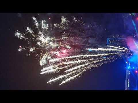Ekka children fireworks