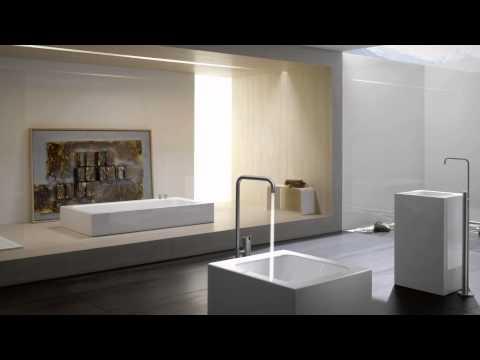 BETTEONE -- Badewanne, Duschwanne und Waschtisch in einem Design