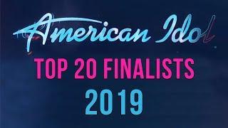 American Idol Top 20 Finalists Season 17 | American Idol Results 2019