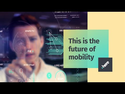HERE is enabling an Autonomous World for everyone