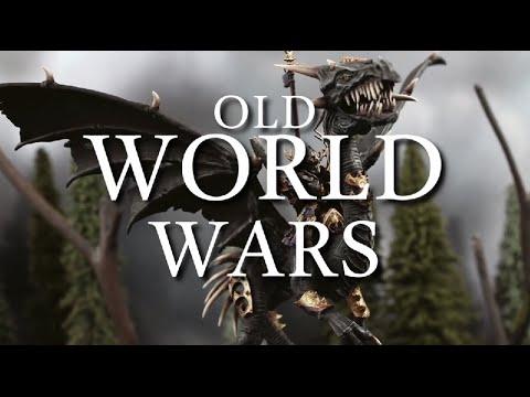 Ogres vs High Elves Warhammer Fantasy Battle Report - Old World Wars Ep 25