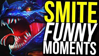NEW CORRUPTED ARENA MAP IS AMAZING! (Smite Funny Moments)