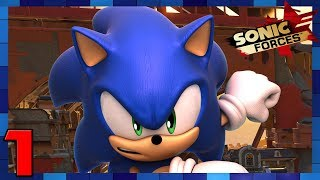download lagu Sonic Forces - Walkthrough Part 1 Stage 1-5 Boss gratis
