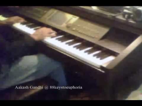 Ye Dooriyan (Love Aaj Kal) Piano Cover by Aakash Gandhi