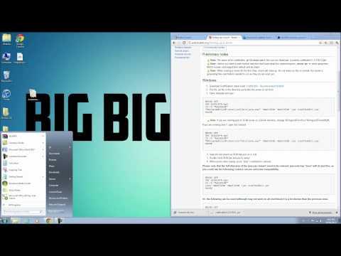 Minecraft: How to Make a Bukkit Server with Hamachi 1.5.2 (Beginner - NO PORT FORWARDING!)