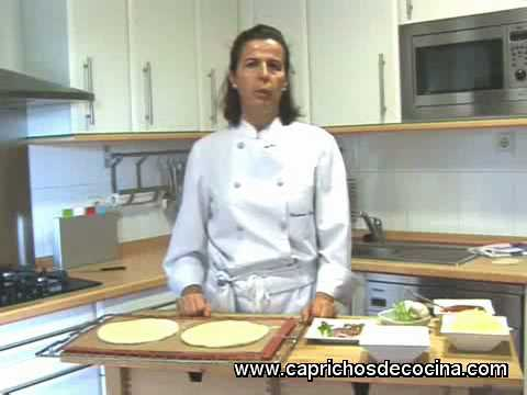 Pizza - Receta de www.caprichosdecocina.com