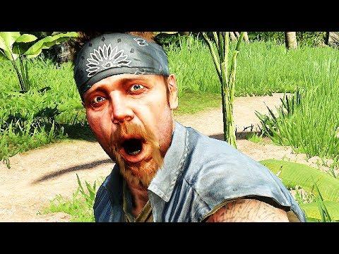 Far Cry 3 Gameplay German PC ULTRA Settings - Hurk und CoCo