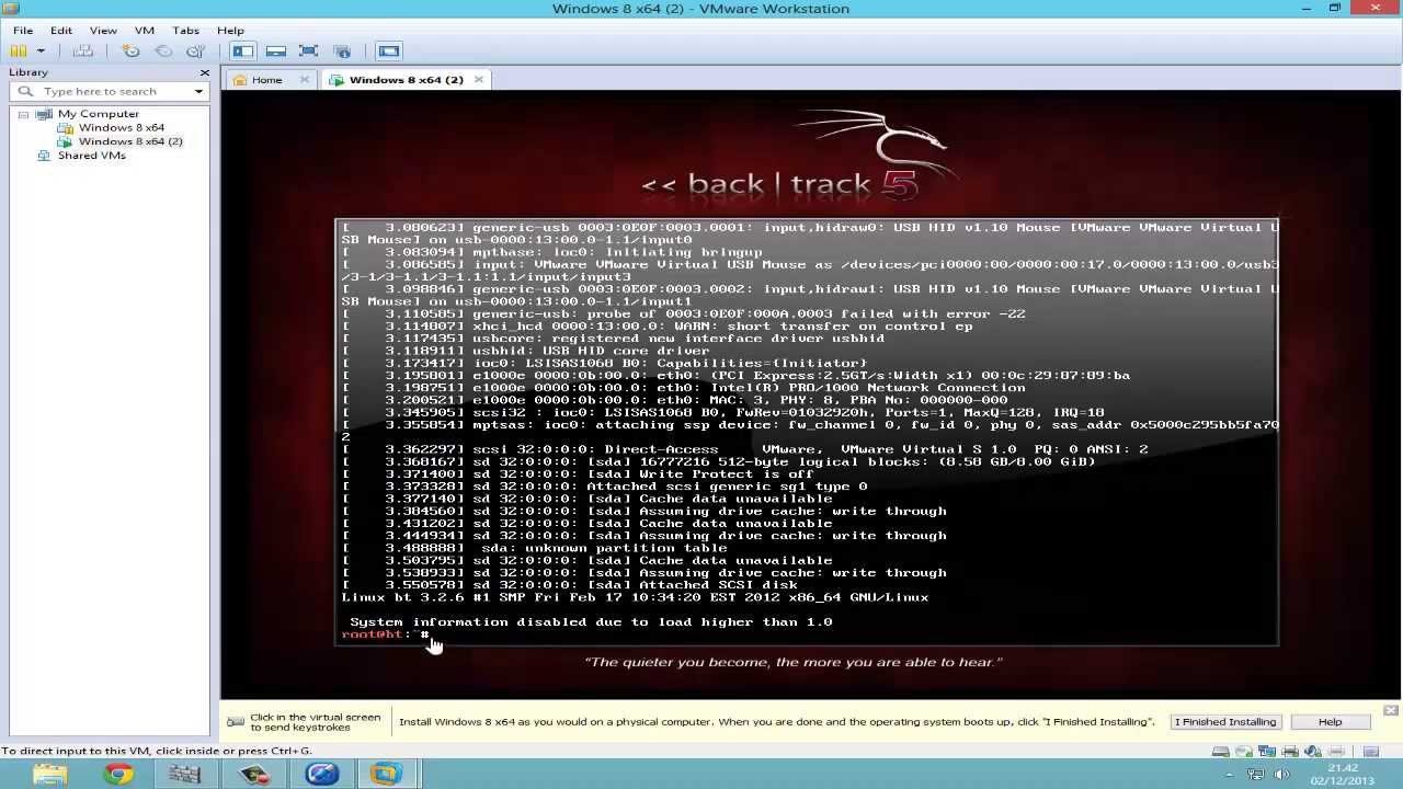 How to crack a WPA encypted wifi Network with Backtrack 5