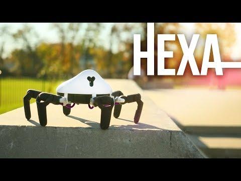 HEXA Robot Unboxing & First Look!