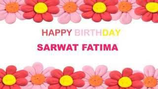 Sarwat Fatima   Birthday Postcards & Postales203