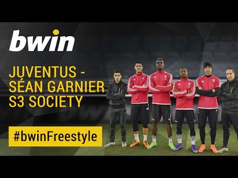 Juventus | Séan Garnier S3 Society | #bwinFreestyle