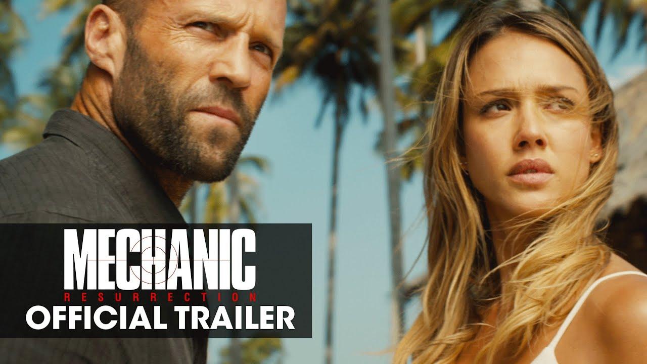 Mechanic: Resurrection (2016) - Official Trailer - Jason Statham, Jessica Alba & Tommy Lee Jones