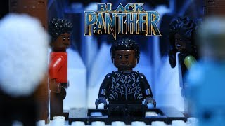 LEGO Black Panther in 90 Seconds!