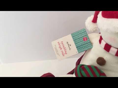 Jingle Pals 2016 Hallmark Twinkling Sleigh Ride MP3