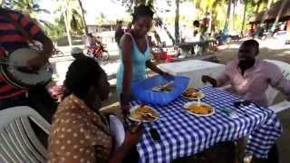 Haitian Street Food AKA Chin Janbe