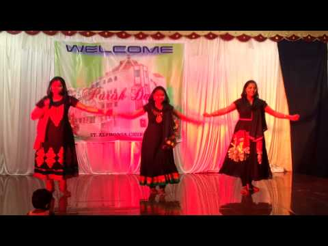 Youth Dance - Kizhaku Pookkum Thattathin Marayathu