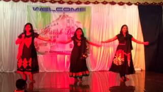 Thattathin Marayathu - Youth Dance - Kizhaku Pookkum, Thattathin Marayathu