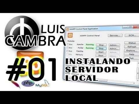 Curso Prestashop #01 Instalar Servidor Local