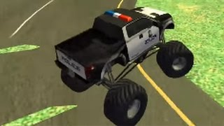 ✔🚙 Police Off Road Car Games 1 Car Games For Kids extreme racing game vehicle Mobile Kid Game
