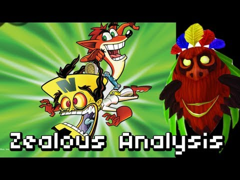 Zealous Analysis - Crash Twinsanity Review