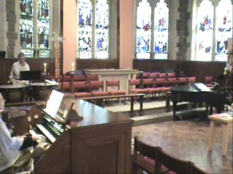 Pipe Organ and Timpani