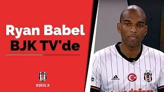 Ryan Babel BJK TV'de Açıklamalarda Bulundu