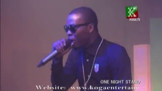 Olamide 'Badoo' doing is thing at Koga One Nite Stand