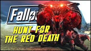 Fallout 4 Far Harbor DLC | HUNT FOR THE RED DEATH!