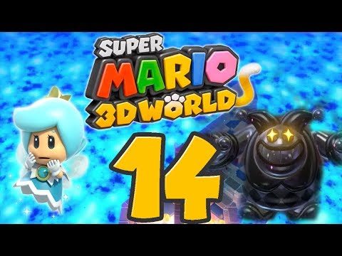 Let s Play Super Mario 3D World Part 14: Der Clown versteht keinen Spaß!