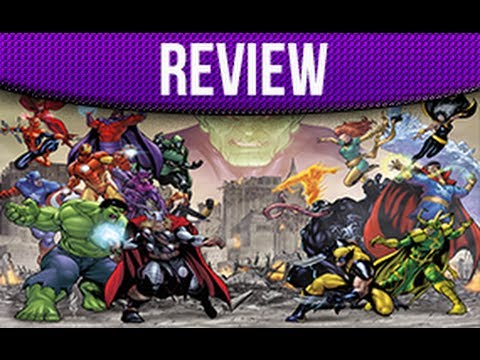 Marvel Avengers Battle For Earth Review Kinect