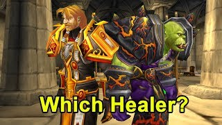 Classic WoW - Which Healer Should You Play?