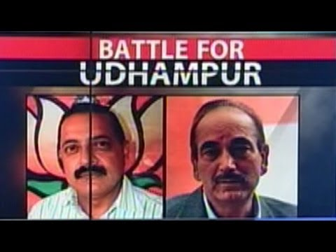 Litmus test for Ghulam Nabi Azad in Udhampur