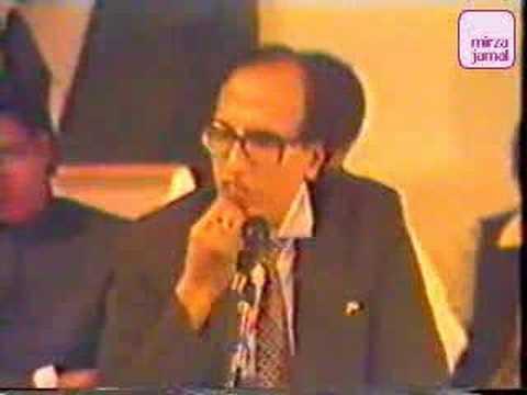 Dr. Basheer Badr - socha nahiN achcha bura
