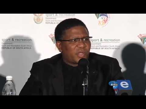 Mbalula criticises spectators who booed President Jacob Zuma