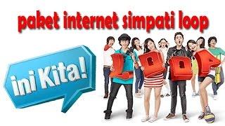 download lagu Paket Internet Simpati Loop gratis