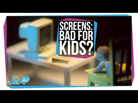 Are Digital Screens Actually Bad For Kids?