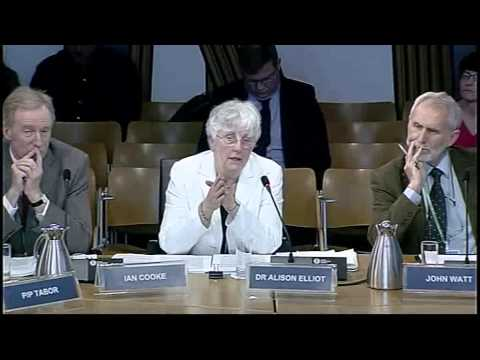 Rural Affairs, Climate Change and Environment Committee - Scottish Parliament: 28th May 2014