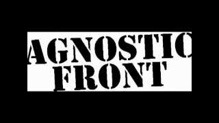 Agnostic Front- Black and Blue