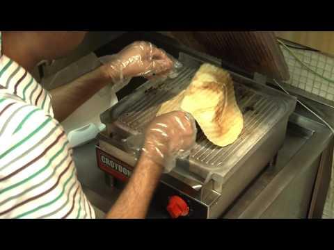 Vídeo de treinamento da Salad Creations -  www spina com br - Spina Produções