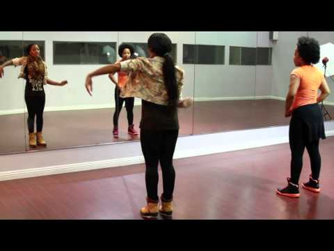 Drunk Love Dance Tutorial By Keaira Lashae (keairalashae) video