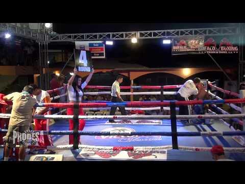 El boxeo de luto: falleció tras estar siete días en coma por un nocaut