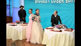'Game of Games' Contestants Play 'Taste Buds: Biggest Loser Edition'