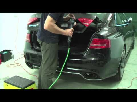 Audi RS5 detailed by Depaip detailing Team